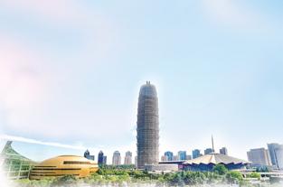 中国百强城市榜 郑州位居第十四