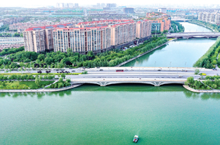 郑州规划建设节水型城市