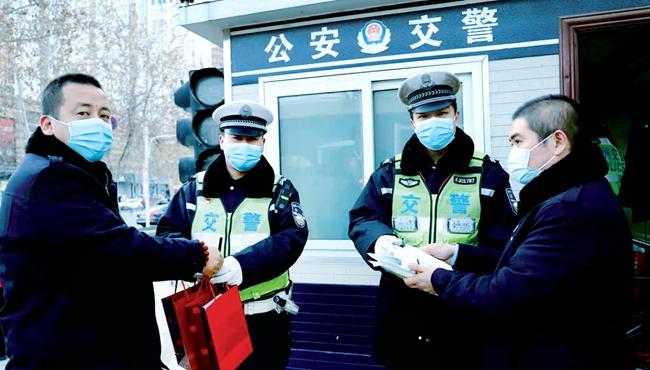 致敬!首个中国人民警察节