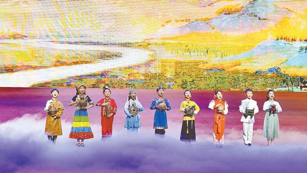 最美人间四月天 母亲河畔郑芳菲