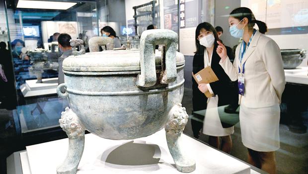 """""""国际博物馆日"""",咱们的博物馆准备了文化大餐"""