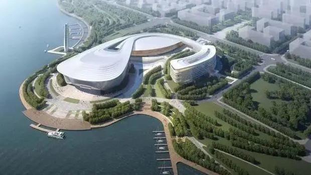 中原科技城将再添一地标建筑,郑州国际文化交流中心开工