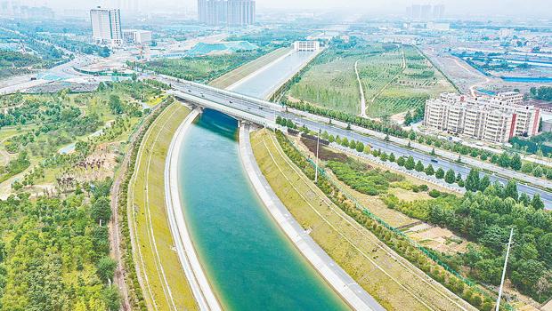 清清丹江水,脉脉润绿城