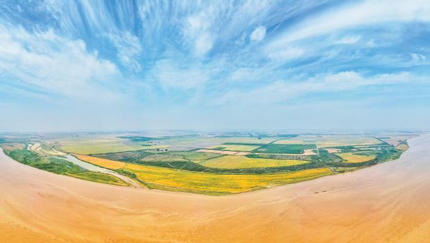 这片黄河流过的土地